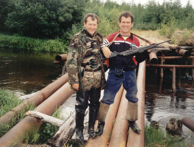 Рыбаки и охотники промысловики видео
